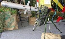 """Латвия закупит израильские противотанковые ракеты """"Спайк"""" на 108 млн евро"""