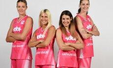 Latvijas sieviesu basketbola izlase