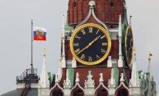 Krievija pāriet uz mūžīgo ziemas laiku