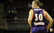 'Valencia Basket' oficiāli paziņo par līguma nepagarināšanu ar Kuksiku