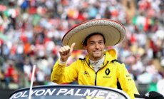 Britu F-1 pilots Palmers par atlaišanu pieprasīs no 'Renault' septiņus miljonus