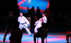 Kalvis Kalnins, karate, WKF