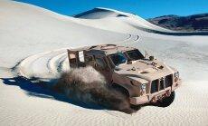 Video: Slavenos 'Humvee' jau drīzumā nomainīs brangākie 'Oshkosh L-ATV'
