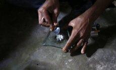 ASV plāno atvēlēt vairāk līdzekļu heroīna atkarības apkarošanai