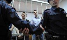 Maskavas tiesa atzīst Bolotnajas laukuma protestētāju vainu