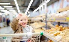 Bērns veikalā sabojā preci – vai vecākiem par to jāmaksā?