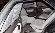 Foto: Putina bruņoto 'Mercedes' limuzīnu tirgo par 1,3 miljoniem eiro