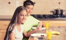 Vai bērns drīkst gavēt: dietoloģes viedoklis