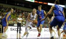 Daira Bertāna produktīvais sniegums sekmē Latvijas trešo uzvaru EČ kvalifikācijā