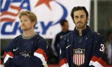 Soču sastāvu paziņo ASV hokeja izlase
