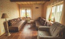 Īpašums kā personība: no jauna atdzimusi lauku māja Birzgales pagastā
