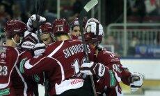 Rīgas 'Dinamo' hokejisti papildina HK 'Liepāja' spēlētāju sarakstu