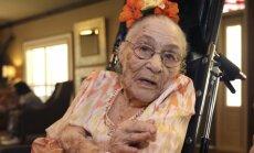 Vecums tuvplānā: cilvēki, kas nodzīvojuši vismaz 114 gadus
