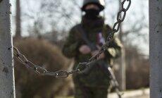 Čečenijā nošauj sešus Putina Nacionālās gvardes kareivjus