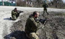Krievijas uzbrukums Austrumukrainā gaidāms pēc Lieldienām un līdz 9. maijam, paredz ASV ģenerālis