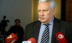 Dūklavs pikts par Lietuvas ministres izteikumiem: 'Biovelas' īpašnieku nepazīst