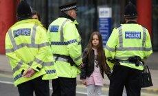 В Манчестере задержан 14-й подозреваемый по делу о взрыве