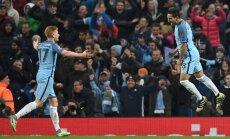 Manchester City Ilkay Gundogan, Kevin De Bruyne