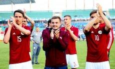 Uz Latvijas futbola izlasi izsaukti Savaļnieks un debitants Bogdaškins