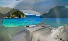 ФОТО: Отель с дронами-комнатами отправит вас в джунгли, на край вулкана или крошечный островок