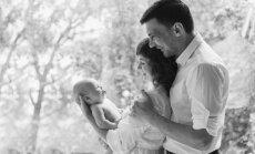Vīrietis un sieviete pa īstam pieaug pēc bērna piedzimšanas, atzīst speciālisti