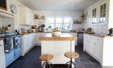 Plašums virtuvē: 'U' veida izkārtojuma priekšrocības