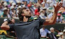 Gulbis pirms starta Vimbldonā saglabā desmito vietu ATP rangā
