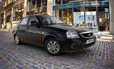 Turpmāk 'Lada' automobiļus ražos tikai pēc pasūtinājuma
