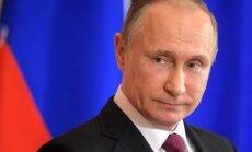 Путин продлил российские контрсанкции до конца 2018 года