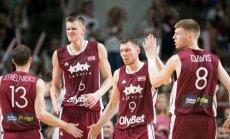 Ar Latviju medaļu pretendentu statusā un vairāku zvaigžņu nespēlēšanu sākas 'Eurobasket 2017'