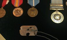 Pēc 70 gadiem dēli atgūst Korejas karā kritušā tēva identifikācijas žetonu