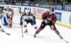 Razgals nosaukts par KHL nedēļas labāko jauno uzbrucēju