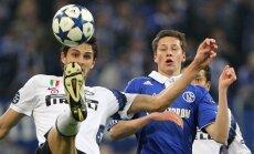 'Real Madrid' un 'Schalke 04' oficiāli nokārto iekļūšanu pusfinālā