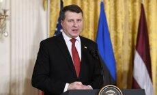 Latvijas un ASV ciešāka sadarbība veicinās abu valstu ekonomisko attīstību, uzsver Vējonis