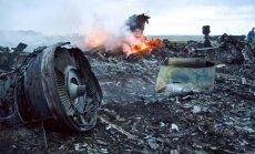 Krievija paziņo par jauniem pierādījumiem 'Malaysia Airlines' notriekšanā Ukrainas austrumos