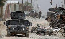 Amnesty: В боях за Мосул совершены ужасающие преступления