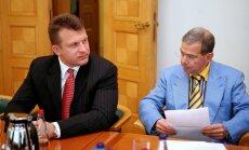 'Oligarhu lietas' komisijas ziņojuma projekts: 'Rīdzenes sarunās' ir valsts sagrābšanas pazīmes