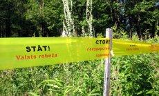 Uz robežas pieķer Krievijas pilsoni ar viltotiem dokumentiem