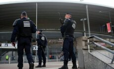 EURO 2016 Francijā sargās 90 000 policistu un apsargu