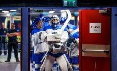 Kazahstānas hokejistiem otrā uzvara cīņā par iekļūšanu PČ elitē