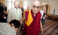 Dalailama jau maijā atkal viesosies Rīgā