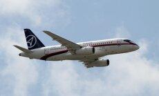 Матисс о самолетах Sukhoi Superjet: чаще придется ремонтировать, чем летать