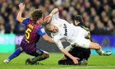 'Barcelona' pārvar 'Real Madrid' barjeru un iekļūst Karaļa kausa pusfinālā