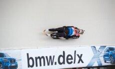 Brāļi Šici vienīgie no Latvijas divniekiem kvalificējas PČ sprintā, finālā arī Zirne, Cauce un Rozītis