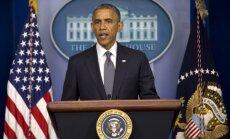 Obama: Liecības norāda, ka zenītraķete pa MH17 izšauta no kaujinieku kontrolētās teritorijas