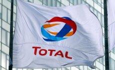 'Total' pārtraucis darbību Irānā
