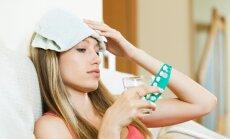Netipiski simptomi, kas var būt novērojami pirms menstruācijām