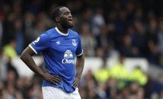 Mančestras 'United' vienojusies ar 'Everton' par Lukaku iegādi