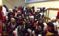 Izveidots Oskara Bārtuļa hokeja klubs bērniem 'BHC 37'