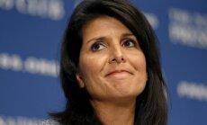 ASV prezentēs ANO rezolūcijas projektu, kas paredz jaunas sankcijas Ziemeļkorejai
